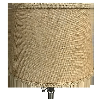 Fenchel Shades 12'' Linen Drum Lamp Shade