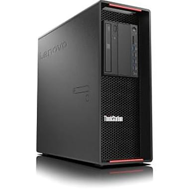 Lenovo - PC de table ThinkStation P710 30B7000YCA, Intel Xeon E5-2620 à 2,1 GHz, DD 1 To, SDRAM DDR4 16 Go, Win10 Pro, français