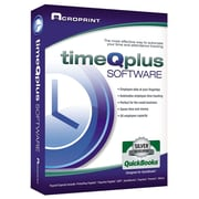 Acroprint timeQplus Software Single PC (01-0248-000)