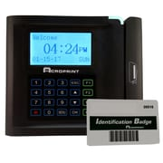 Acroprint BarCode Time & Attendance System (01-0266-000)