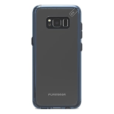 Puregear Slim Shell Pro GS8, Clear/Blue (61755PG)
