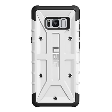 Urban Armor Gear Pathfinder Case GS8 Plus, White (GLXS8EDGEAWH)