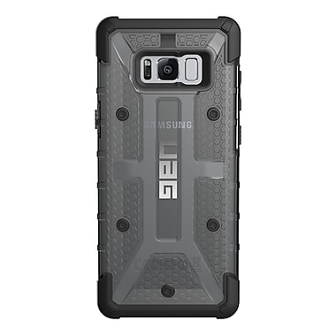 Urban Armor Gear Plasma Case GS8+, Grey/Clear (GLXS8EDGELAS)