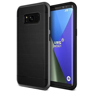 Vrs Design High Pro Shield GS8+, Dark Silver (VRSG8EHPSDS)
