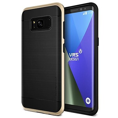 Vrs Design High Pro Shield GS8+, Shine Gold (VRSG8EHPSGD)