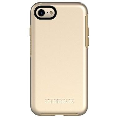 OtterBox – Étui Symmetry métallisé pour iPhone 7, champagne (7755305)