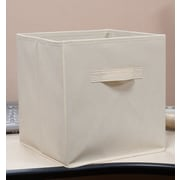 Homestar (Z1630036P3) Fabric Bin-Beige, 3/Pack