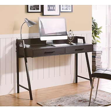 Homestar (Z1610956) Rosalind writing desk in Dark Oak Finish