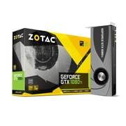 Zotac GeForce GTX 1080 Ti Blower Graphic Card, GDDR5X, 11 GB, English (ZT-P10810B-10P)