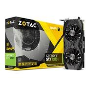 Zotac - Carte pour graphiques GeForce GTX 1080 Ti AMP Edition, GDDR5X, 11 Go, anglais (ZT-P10810D-10P)