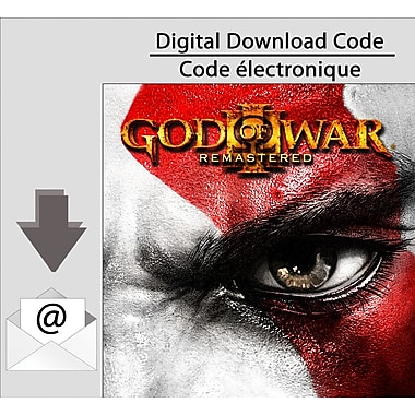 God of War III Remastered, PS4 [Download]