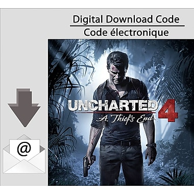 Uncharted 4: A Thief's End, PS4 [Download]