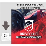 PS4 Driveclub Full Game & Season Pass Bundle [Download]