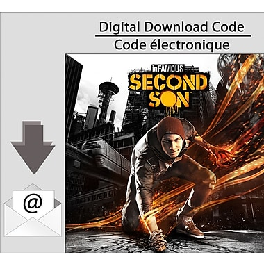 PS4 Infamous Second Son [Download]