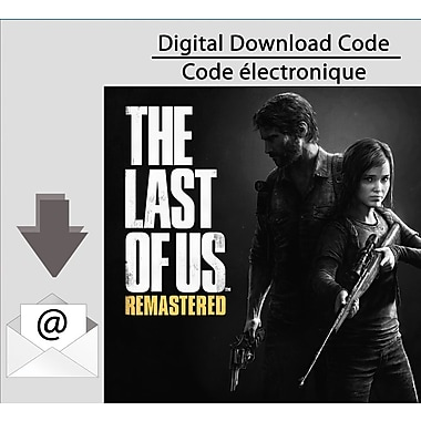 PS4 The Last Of Us Remastered [Download]