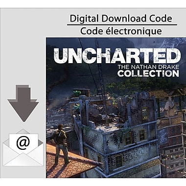 Uncharted The Nathan Drake Collection, PS4 [Download]