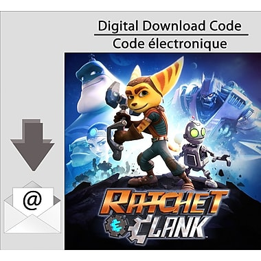 Ratchet & Clank, PS4 [Download]