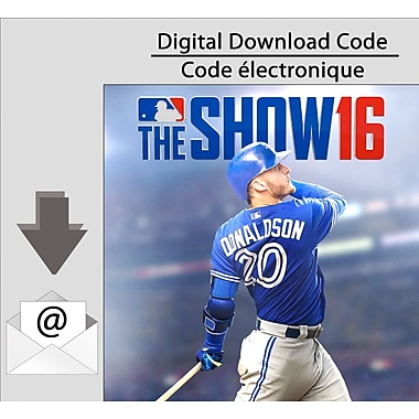 PS4 MLB The Show 16 [Download]