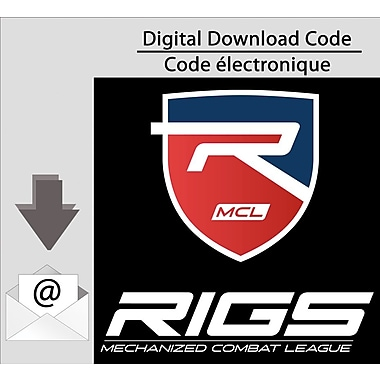RIGS Mechanized Combat League, PS4 [Download]