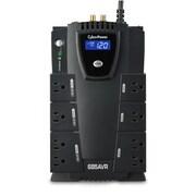 Cyberpower Intelligent LCD Series CP685AVRLCD 120 VAC UPS