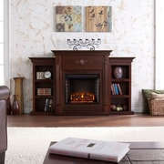 Astoria Grand Beeley Electric Fireplace; Rich Espresso