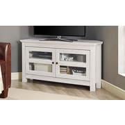 Alcott Hill Galbraith 44'' TV Stand; White