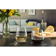 Libbey Vineyard Reserve Stemless 8 Piece Wine Glass Set