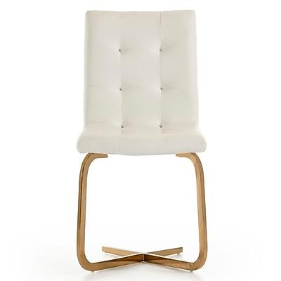 Willa Arlo Interiors Jayleen Contemporary Side Chair (Set of 2)