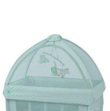Arm's Reach Original/Universal Co-Sleeper Umbrella Canopy; Turquoise