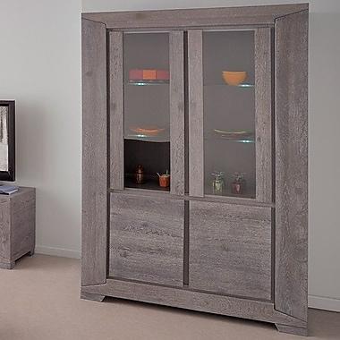 Parisot Titan 2 Door Storage Accent Cabinet