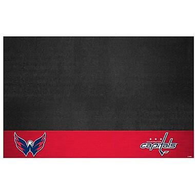 FANMATS NHL - Grill Utility Mat; Washington Capitals