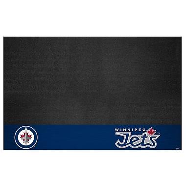 FANMATS NHL - Grill Utility Mat; Winnipeg Jets