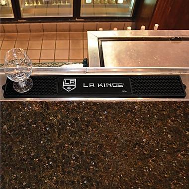 FANMATS NHL - Anaheim Ducks Drink Mat; Los Angeles Kings