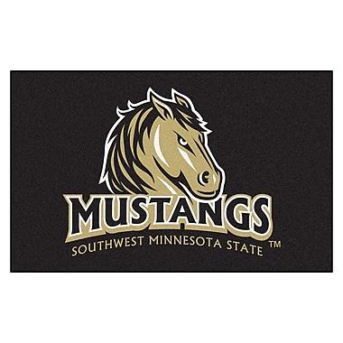 FANMATS Collegiate NCAA Southwest Minnesota State University Doormat