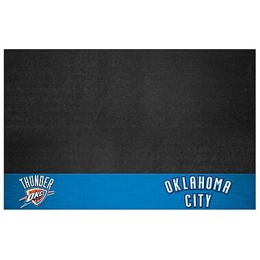 FANMATS NBA Grill Utility Mat; Oklahoma City Thunder