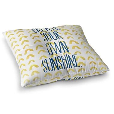 Brayden Studio Ashlyn Floor Pillow; 26'' H x 26'' W