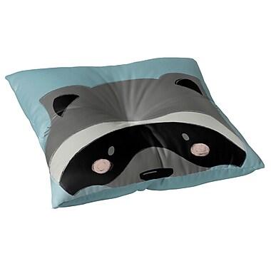 Harriet Bee Jacquelyn Floor Pillow; 23'' H x 23'' W