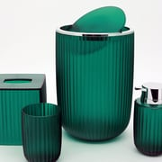 Immanuel Vienne 6-Piece Bathroom Accessory Set; Sea Green