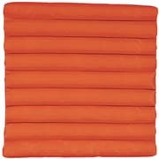 Symple Stuff Outdoor Lounge Chair Cushion; Tangerine