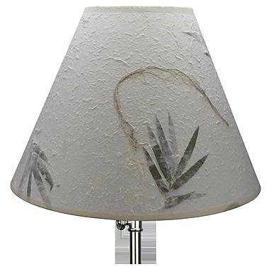 Fenchel Shades 12'' Paper Empire Lamp Shade