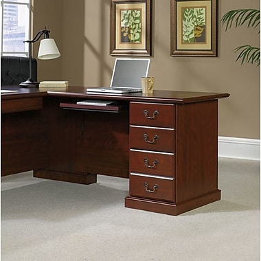 Darby Home Co Clintonville 29.685'' H x 47.48'' W Left Desk Return