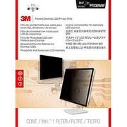 3M - Filtre de confidentialité avec cadre PF230W9F, pour écran, 23 po de large
