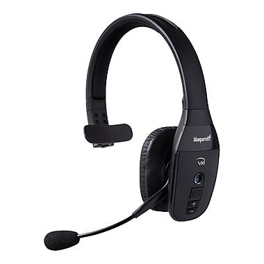 BlueParrott B450-XT Bluetooth Headset, Black (15-01504)