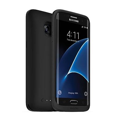 mophie – Étui de recharge sans fil Juice Pack pour cellulaire Galaxy 7 Edge, noir (15-01773)