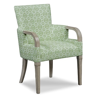 Fairfield Chair Occasional Arm Chair; Salmon