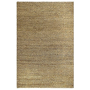 Fab Habitat Heartland Carlsbad Hand-Woven Natural Indoor/Outdoor Area Rug; 6' x 9'