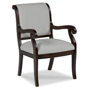 Fairfield Chair Occasional Arm Chair; Pewter
