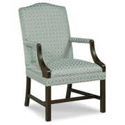 Fairfield Chair Martha Washington Occasonal Arm Chair; Mist