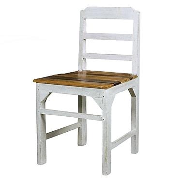 Porthos Home Warren Side Chair (Set of 2); White
