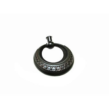 Richelieu Ring Pull; Brushed Oil-Rubbed Bronze